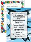 graduation invitations. custom invitaitons for your 2011 graduation party