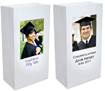 2011 graduation party photo lantern bags