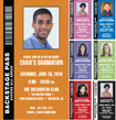 custom graduation invitations. announcements for graduation with photo