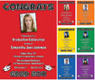 graduation invitations with a photo. custom graduation invitations