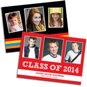 2014 graduation announcements