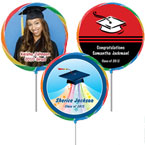 Graduation lollipop favors