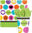 graduation party supplies and paper goods