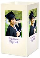 custom graduation photo centerpiece