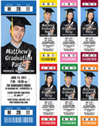 unique graduation invitations. invites for 2012 graduation party