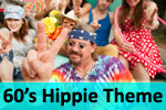 60's Hippie Theme Party