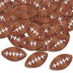 football theme confetti