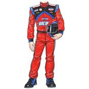 Personalized Nascar Racing Invitations And Party Favors