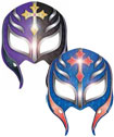 wrestling party masks