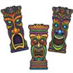 Tiki Mask Decorations