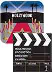 hollywood theme paper goods