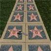 walk of fame stars