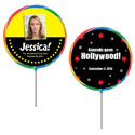 Custom Hollwood theme lollipops