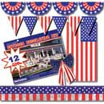 patriotic outdoor decor kit