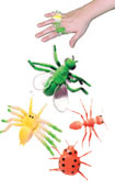 Bug Ring favor bag filler