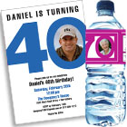 40th birthday milestone invitations and text