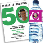 50th birthday milestone invitations and text
