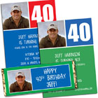 Age Block Birthday Invitation and Favors