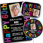 Milestone Birthday Celebration theme party supplies