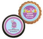 Easter theme cookie party favors