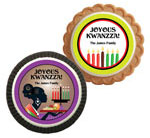 Kwanzaa party theme cookie party favors