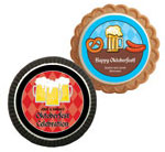 Oktoberfest theme cookie party favors