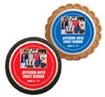 Family Reunion theme cookie party favors