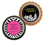 Sweet 16 party theme cookie party favors
