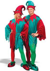Elf costumes for Christmas