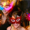 Mardi Gras corporate party