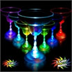 Glow margarita glasses
