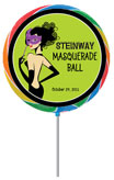 Corporate event custom lollipop