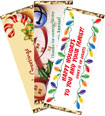 personalized christmas candy bar wrapper