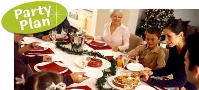 Elegant Christmas Formal Christmas Dinner Party