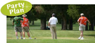 Golf outing ideas. Planning a golf outing.