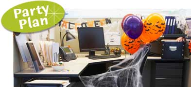 Office Halloween Themes and Ideas.