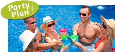 summer pool party ideas. how to plan pool party.