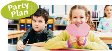 Valentines Day for Kids. Ideas for kids valentines day party.