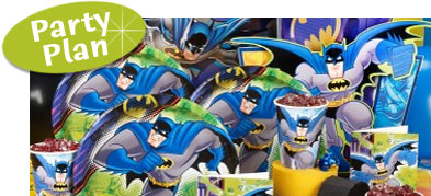 Batman Theme Birthday Party. Batman Party Ideas Batman party supplies