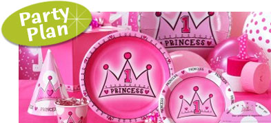 1st Birthday Princess Birthday Party. Decorations and party supplies will turn your venue into a gorgeous fantasy. Party supplies and free party ideas fit for a princess.