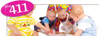 1st Birthday Party Ideas. 1st birthday theme parties.  Plan 1st birthday party.