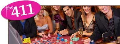 Casino Party Ideas and Vegas Theme Party Planning