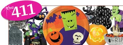 Cool Halloween Decorations 2011. Halloween Decorations. Halloween Decorating ideas