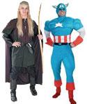 Halloween costumes for men. 2011 Halloween costumes