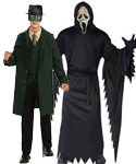 Teen boys costumes for Halloween 2011