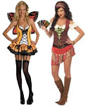 womens sexy new halloween costumes for 2011