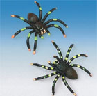 Spiders for Halloween decorating