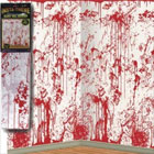 Bloody Wall Scene Setter for Halloween
