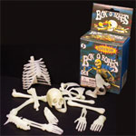 Box of Bones Halloween Toy
