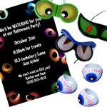 eyebal theme Halloween Party Ideas